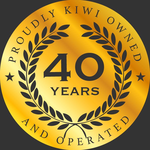 Nustyle - 40 Years Anniversary. 40 years Kiwi Owned and Operated.